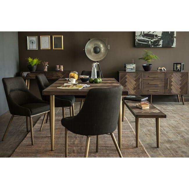 Cadencia Dining Table 2m - 3