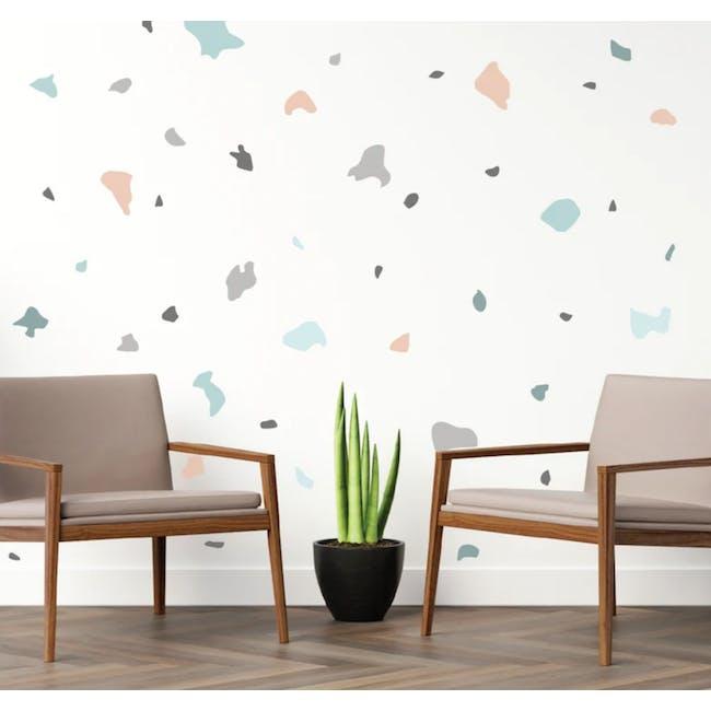 Urban Li'l Terrazzo Fabric Decal - Coastal - 0