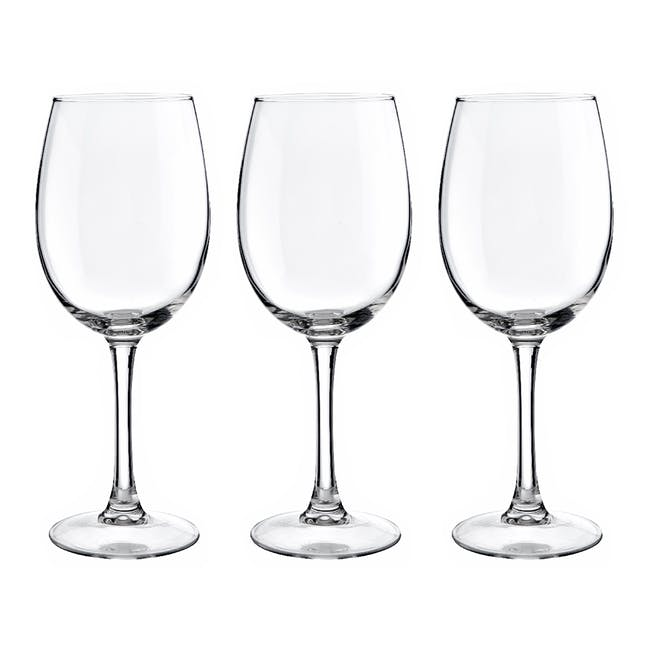 Ilusion Wine Glass (Set of 3) - 1
