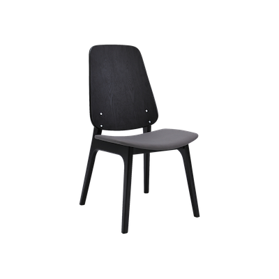 Maddie Dining Chair - Black, Paloma - Image 1