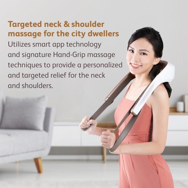 OSIM uMoby Smart Neck & Shoulders Massager - 1