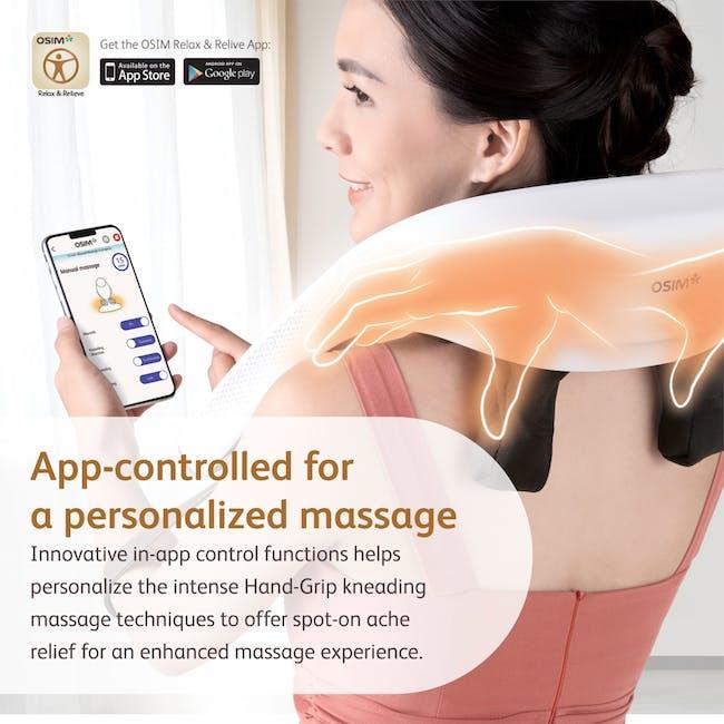 OSIM uMoby Smart Neck & Shoulders Massager - 4