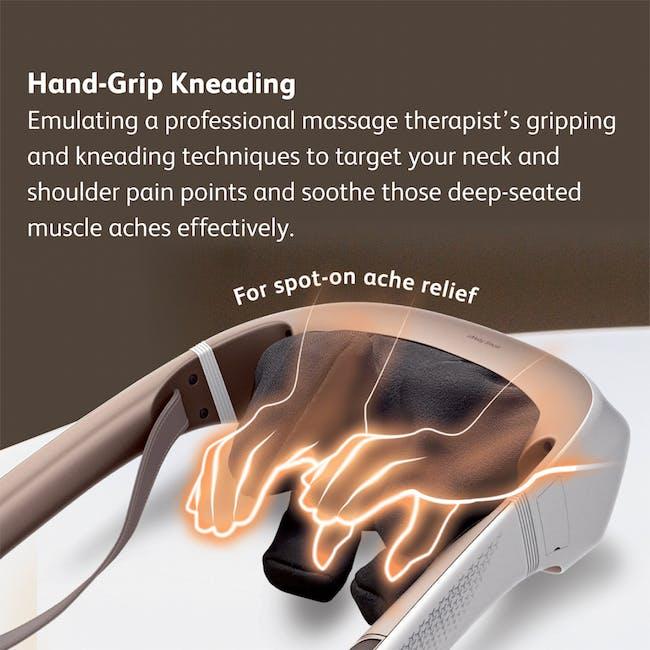 OSIM uMoby Smart Neck & Shoulders Massager - 5