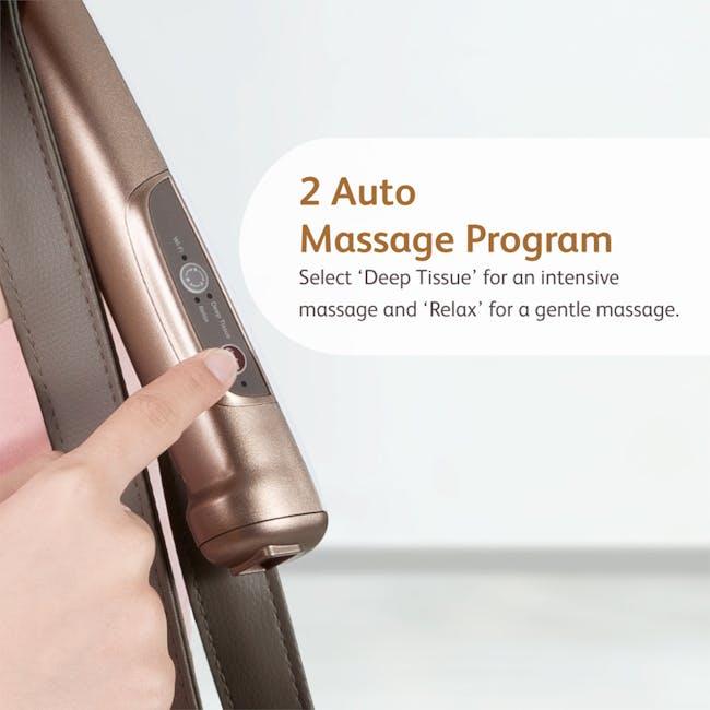 OSIM uMoby Smart Neck & Shoulders Massager - 8