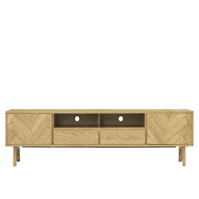 Gianna TV Console 2.2m with Gianna Coffee Table - 6