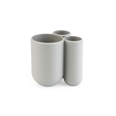Touch Toothbrush Holder - Grey - Image 2