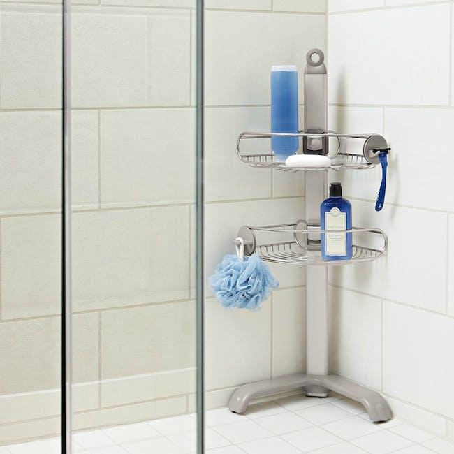 simplehuman Corner Shower Caddy - 1