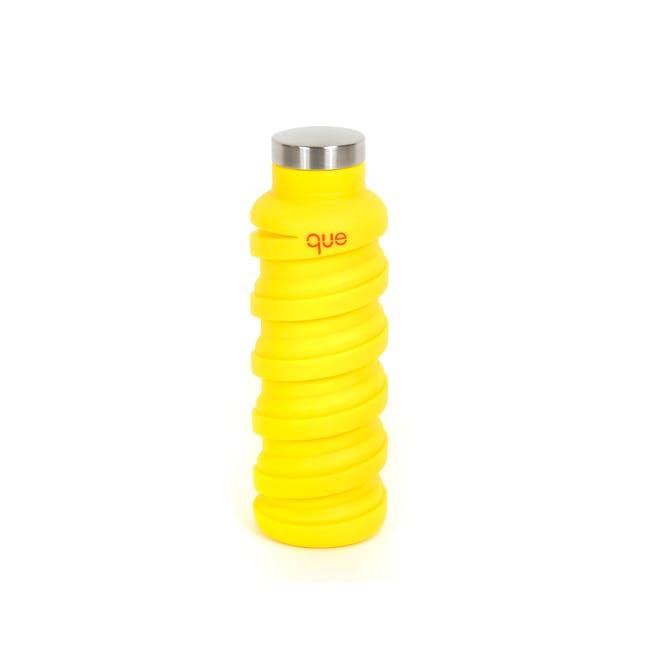 Que bottle - Yellow - 0