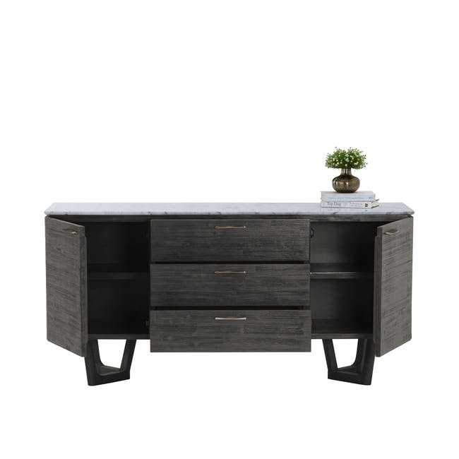 Carson Marble Sideboard 1.65m - 2