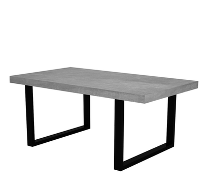 Casa Dining Table 1.8m with 2 Casa Dining Benches - Image 2