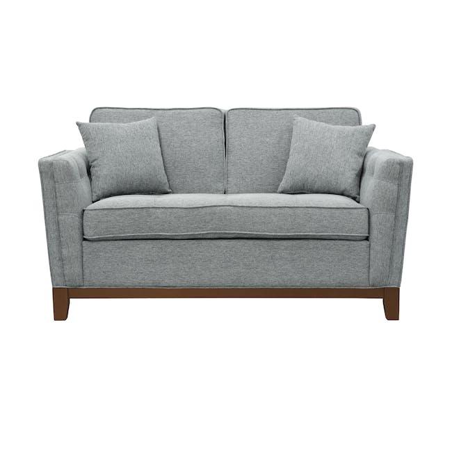 Byron 2 Seater Sofa - Siberian Grey - 0