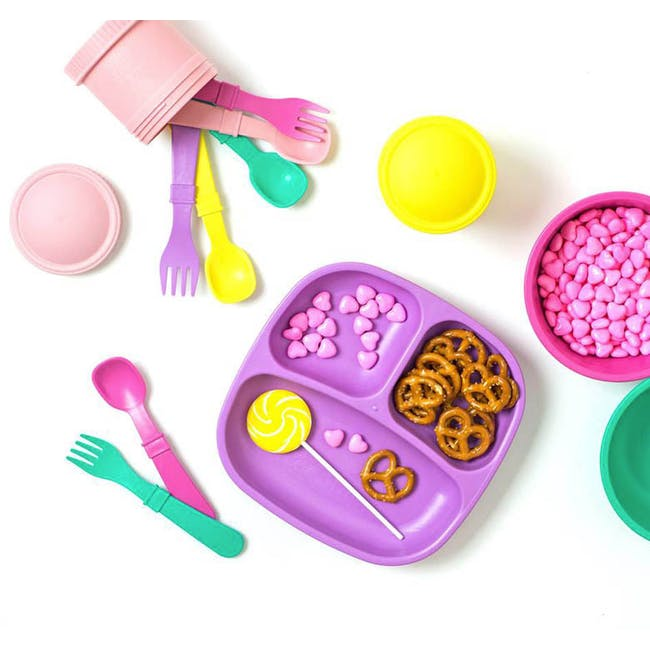Re-Play Snack Stack Set - Blush - 1