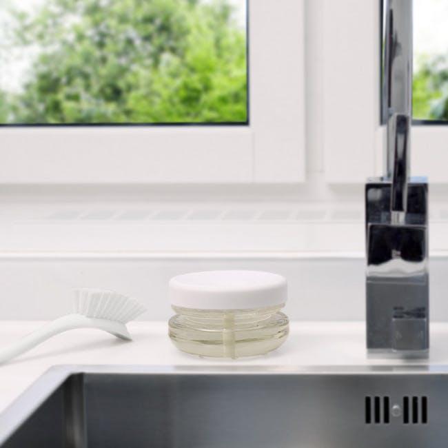 Bosign Instant Soap Dish Dispenser - White - 1