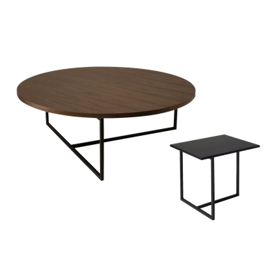 Felicity Coffee Table with Felicity Rectangular Side Table - Image 1