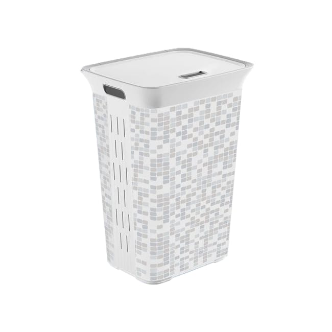 Chic Laundry Hamper 60L - Mosaic - 0