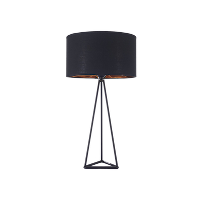 Zoey Table Lamp - Black - Image 2