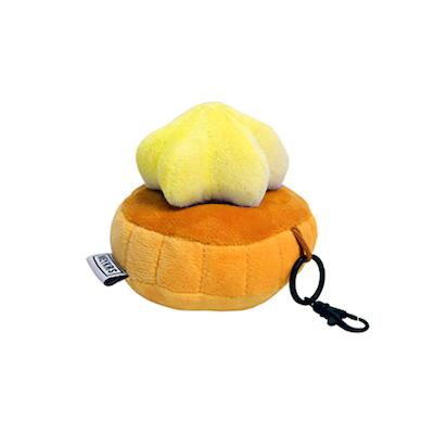 Gem Biscuit Keychain - Yellow - Image 2