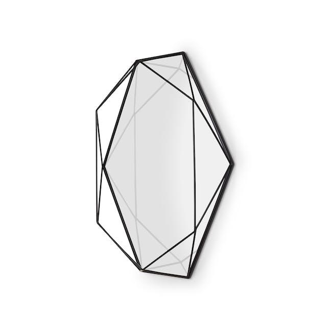 Prisma Mirror/Tray 57 x 43 cm - Black - 2
