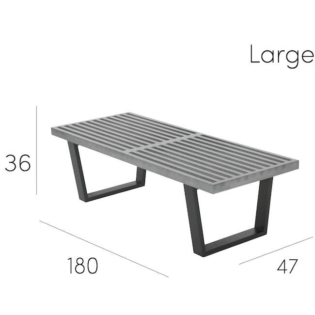 Nelson Bench Replica 1.8m - 5