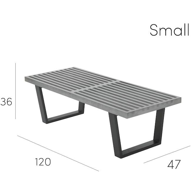 Nelson Bench Replica 1.2m - 5