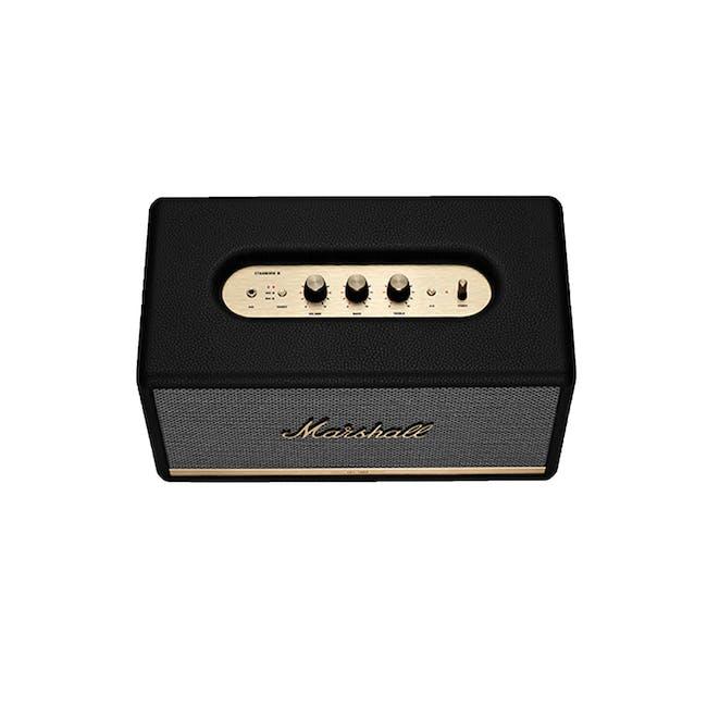 Marshall Stanmore II Bluetooth Speaker - Black - 2