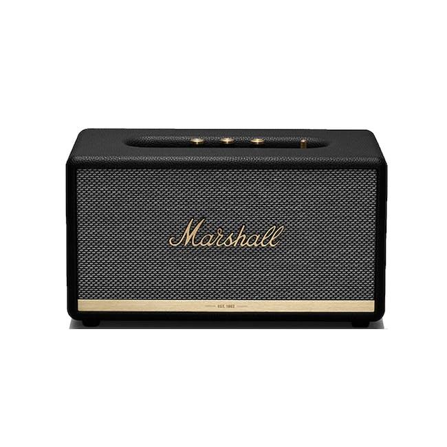 Marshall Stanmore II Bluetooth Speaker - Black - 0