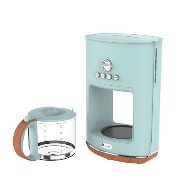 Odette Otto Series 1.5L Programmable Coffee Maker - Light Green - 2