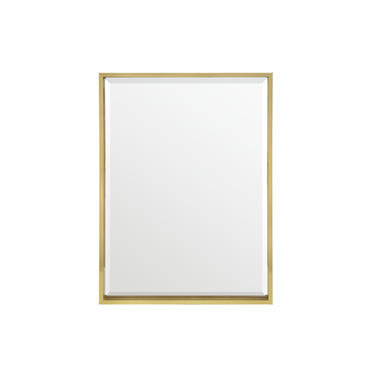 Intco - Julia Half-Length Mirror 60 x 80 cm - Brass
