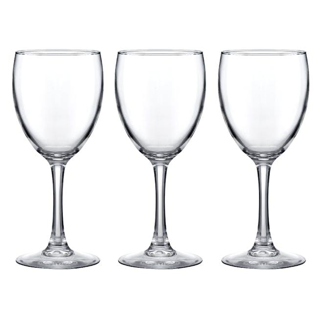 Estela Wine Glass (Set of 3) - 2