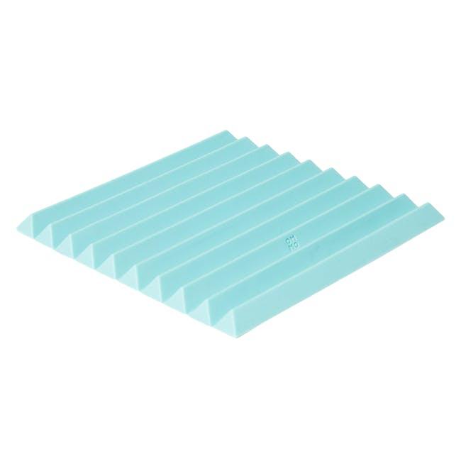 OMMO Flip Folding Trivet - Turquoise - 0