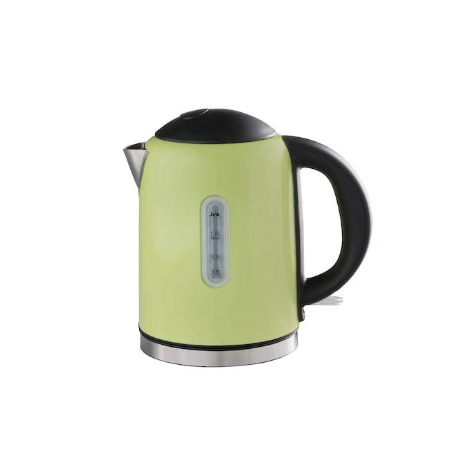 JVD Modus Vivendi 1L Kettle - Olive-green - 0