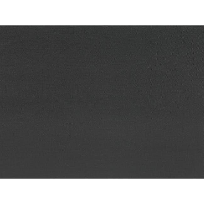 Aurora Fitted Bed Sheet - Granite (4 Sizes) - 2