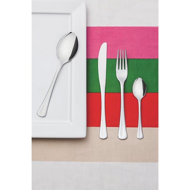 Havana 16-Pc Stainless Steel Cutlery Set - 1