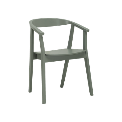 (As-is) Greta Chair - Grey - 2 - Image 1
