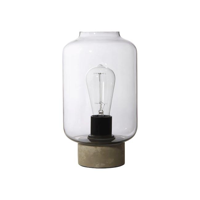 Avis Table Lamp - Concrete - Without Bulb - 1