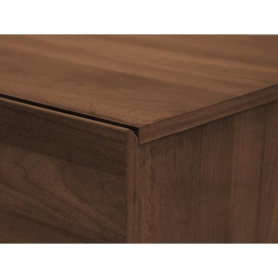 Glass and Metal - Tegan Side Table