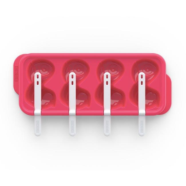 Zoku Flamingo Ice Pop Mold - 1