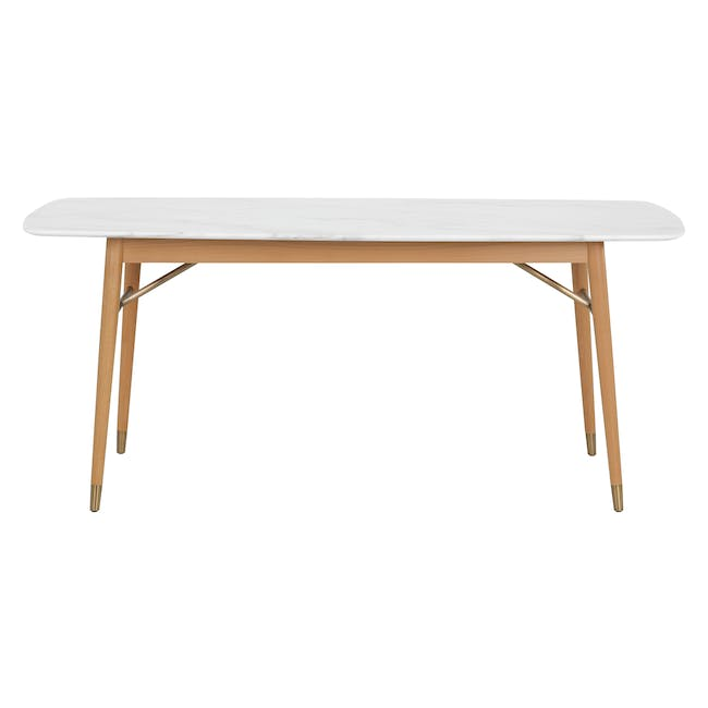 Hagen Marble Dining Table 1.8m - 7