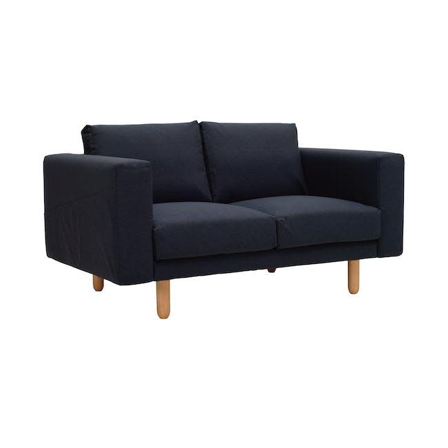 Minex 2 Seater Sofa - Twilight - 4