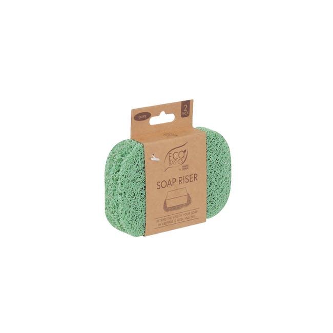 Soap Riser - Olive - 0
