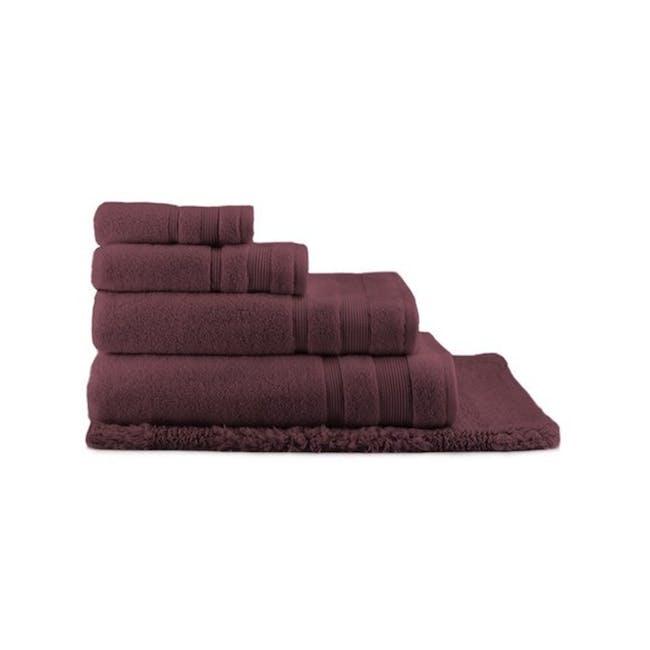 Canningvale Amalfitana Bath Towel - Shiraz - 0