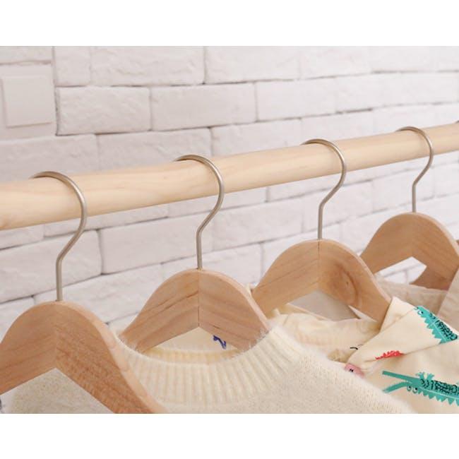 Nizu Kids House Clothes Rack - 3