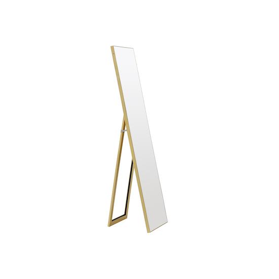 Intco - Zoey Standing Mirror 30 x 150 cm - Brass