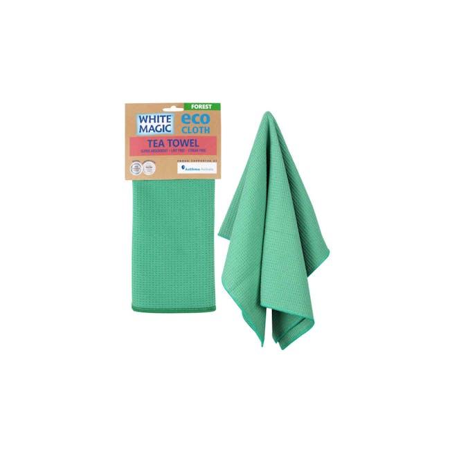 Tea Towel Single - Forest - 1