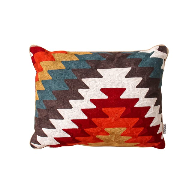 Charyn Canyon Throw Cushion - 0