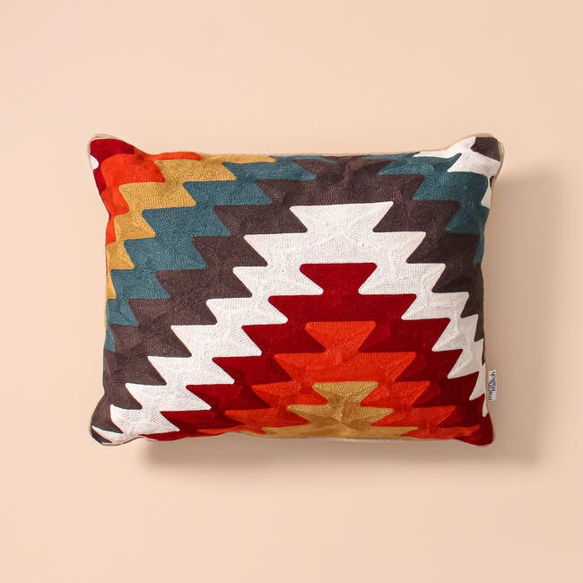 Charyn Canyon Throw Cushion - 3