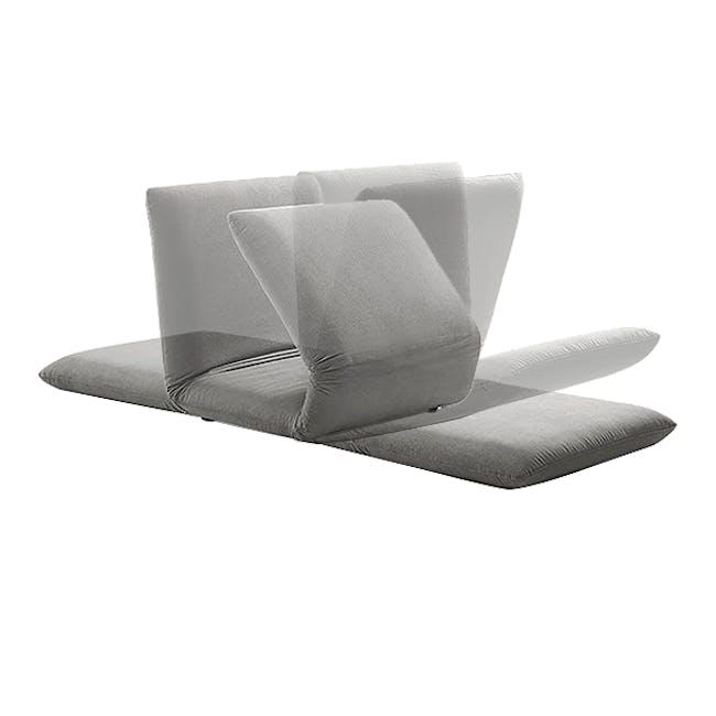 Ayla Sofa Bed - Dove Grey - 11