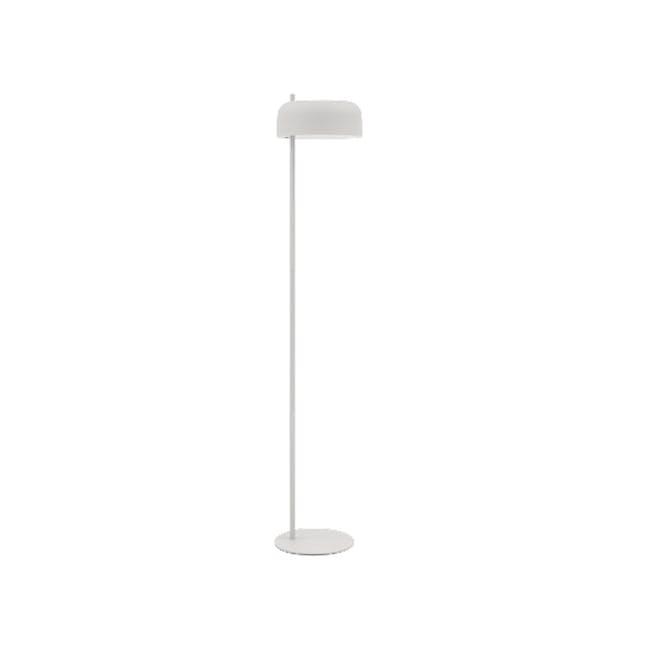 Bridget Floor Lamp - White - 0