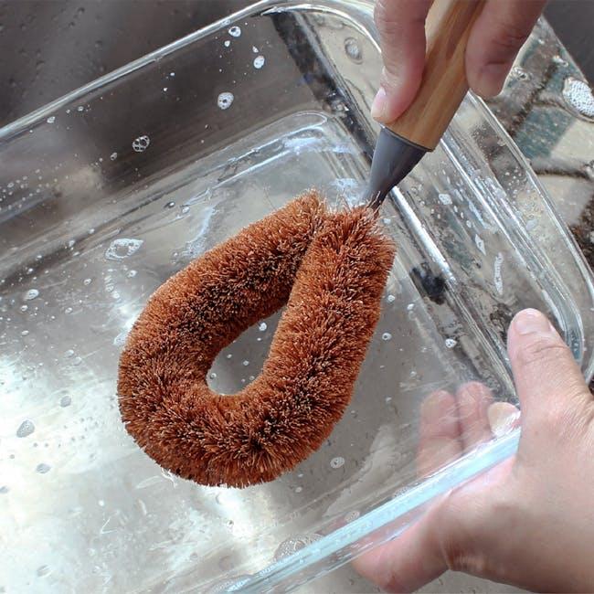 Eco Basics Coconut Dish Brush - 1