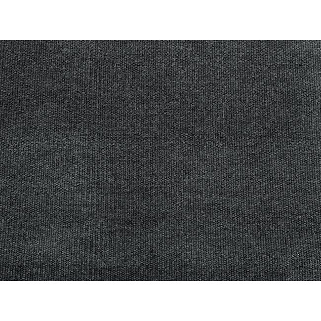 Stringa Flatwoven Rug 3m x 2m - Charcoal - 1